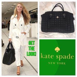 Kate spade ♠️ Travel weekender bag